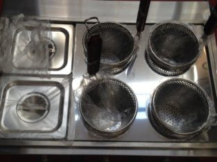 Pasta Boiler or Noodle Cooker / Restaurant / Coffee Shop / Kitchen