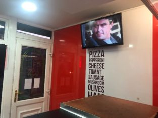 Takeaway Hot Fast Food Business For Sale – Busy Main Road – Near Salford University – Flat Included