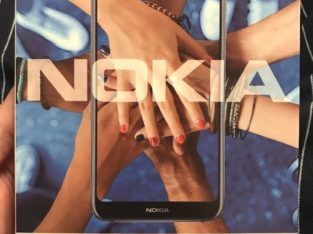 Nokia 7.1 Brand New Sealed, EE