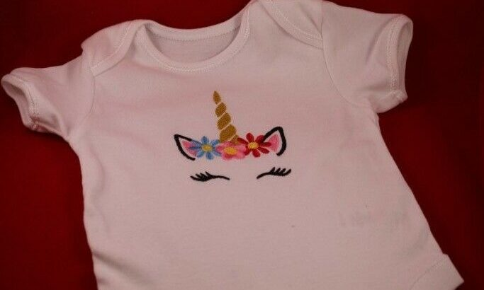 Embroidery and appliqué service for small business and home life.