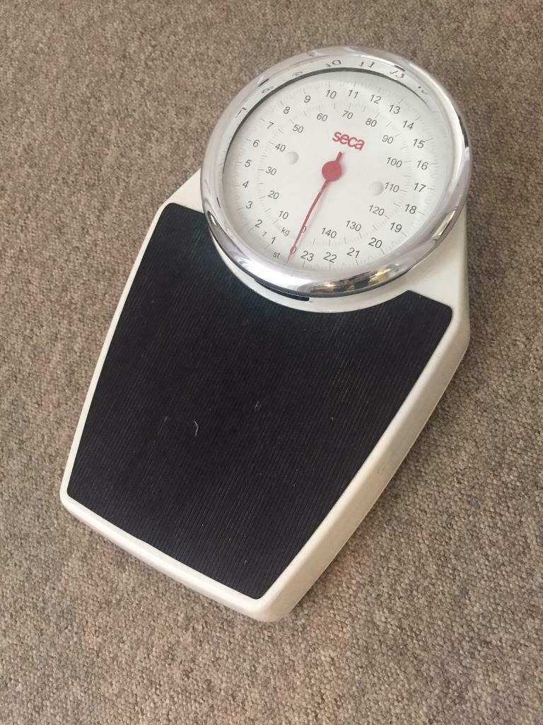 New bathroom scale by SECA