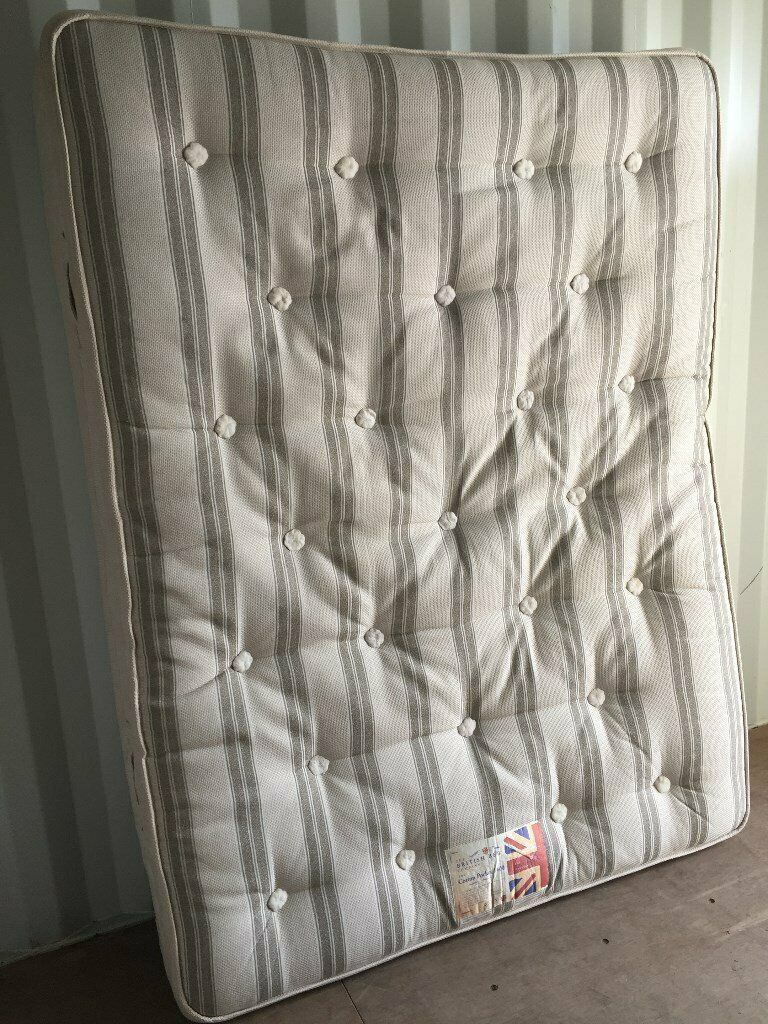 Luxury King Size Thick Mattress, Clean Condition Free Delivery In Norwich,