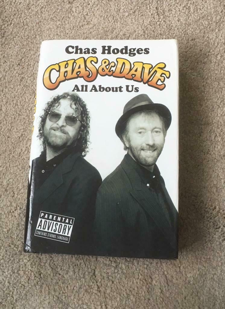 Chas n Dave Book