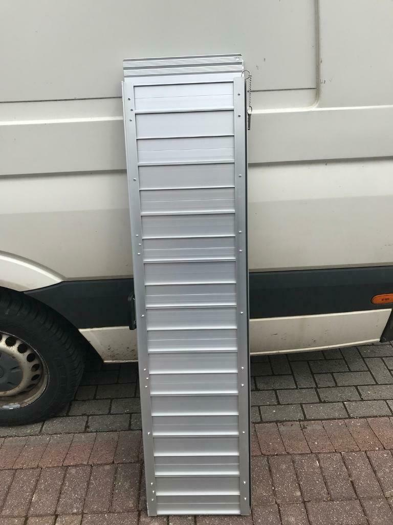 5ft folding suitcase ramps