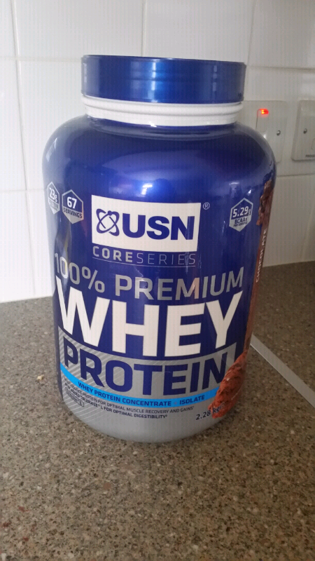 USN 100% PREMIUM WHEY PROTEIN DRINK CHOCOLATE