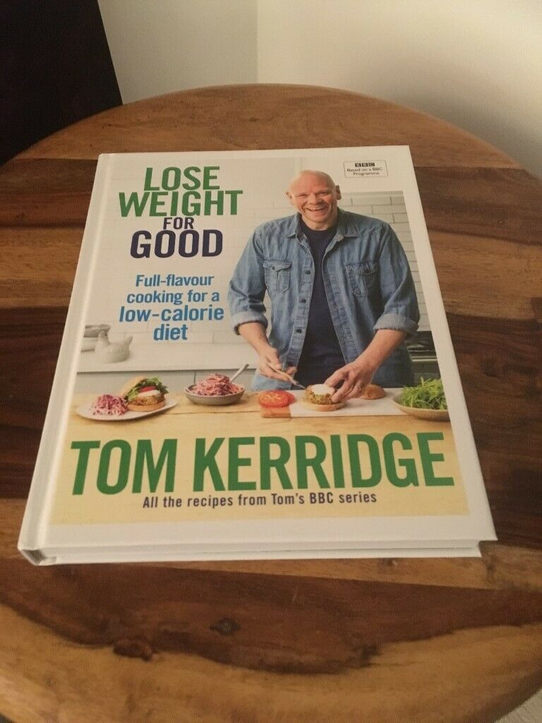 'LOSE WEIGHT FOR GOOD' HARDBACK RECIPE BOOK – NEW
