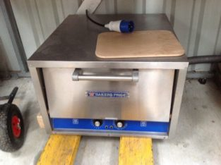 Bakers Pride Pizza Oven 3.5kw 230v