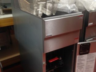 Chips Fryer Natural Gas / Lpg / Fast Food / Restaurant