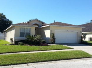 Beautiful, South Facing, 4 Bed/3 Bath Villa In Orlando, Florida