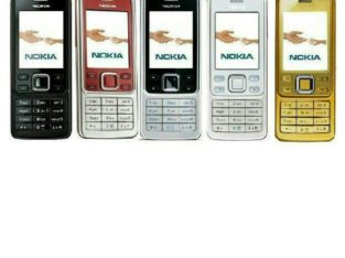 Nokia 6300 Brand New Unlocked Open To All Networks Mostly All Colours
