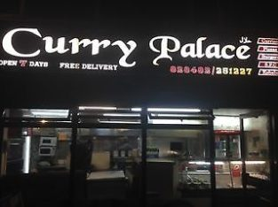 Quick Sale! Indian Takeaway Located In The Heart Of Preston!