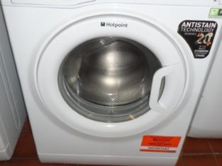 """""""Hotpoint""""Washing Machine 8 Month Old.. 9kg..Spin-1400…For Sale..Can Be Delivered"""