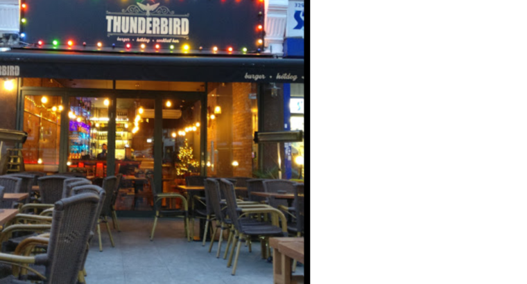 Thunderbird Cocktail Bar / Restaurant