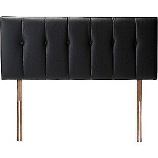 Rushden Superking Headboard – Black