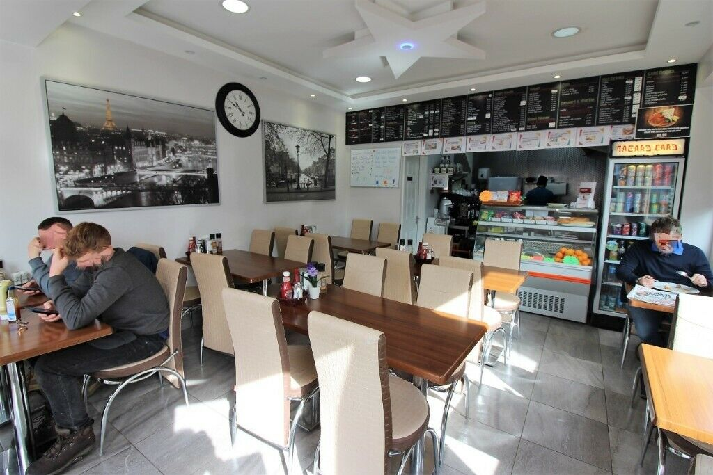Prime location running business of cafe in Putney –Viewing STRICTLY by appointment