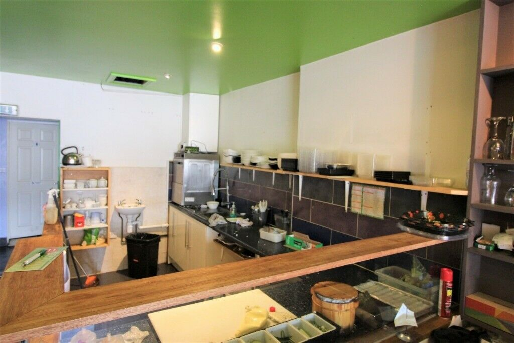Prime Location Restaurant with low rent and Premium – Viewing STRICTLY by appointment