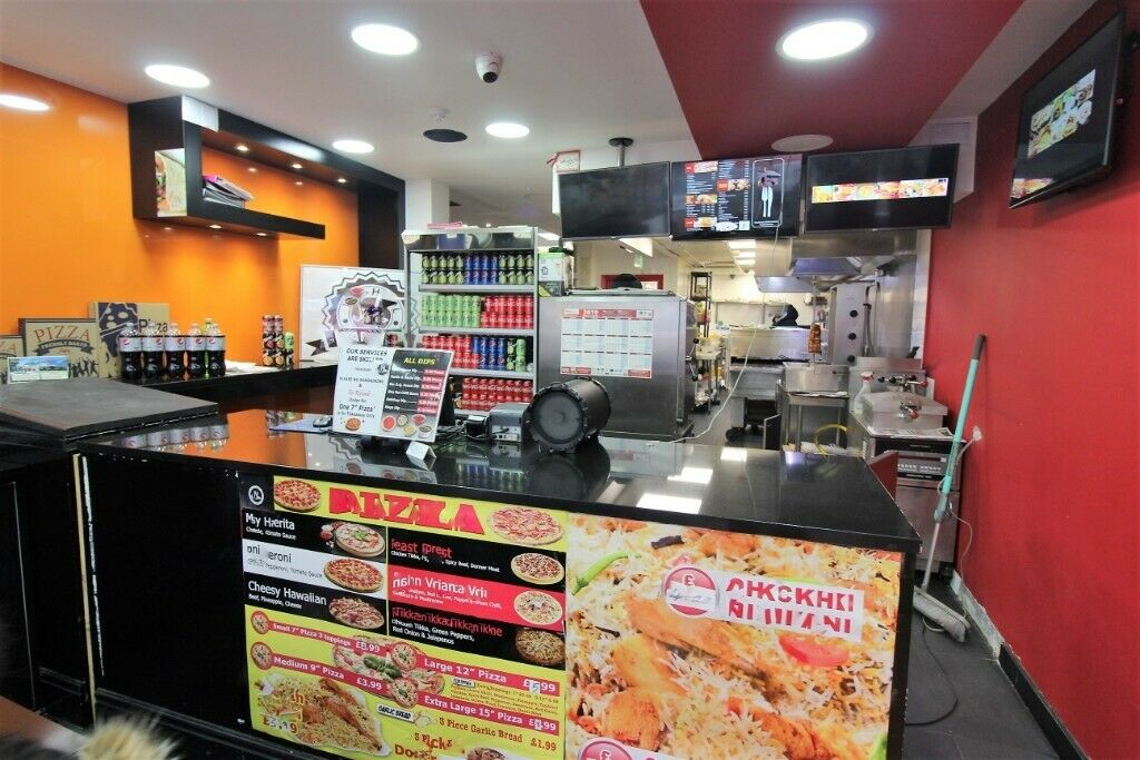 Most Prime Location running Restaurant in Southall —Viewing Strictly by appointment