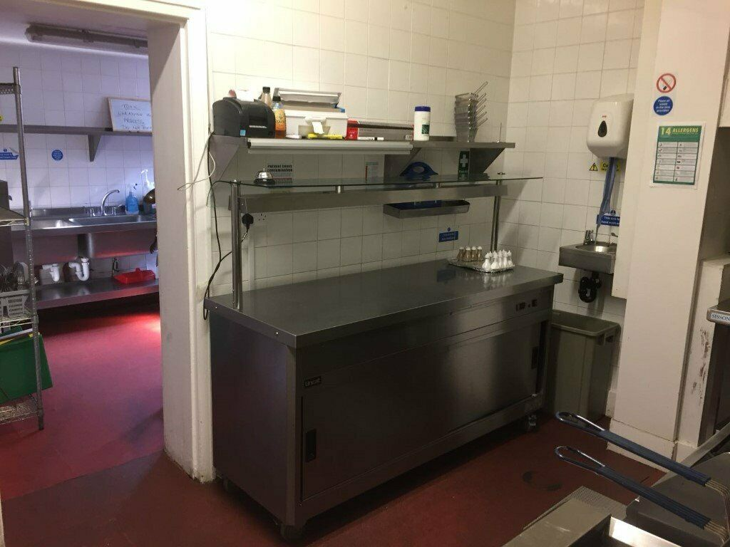 RESTAURANT & KITCHEN AVAILABLE TO RENT (ATTACHED TO PUBLIC HOUSE) TO SERVE TRADITIONAL ENGLISH FOO
