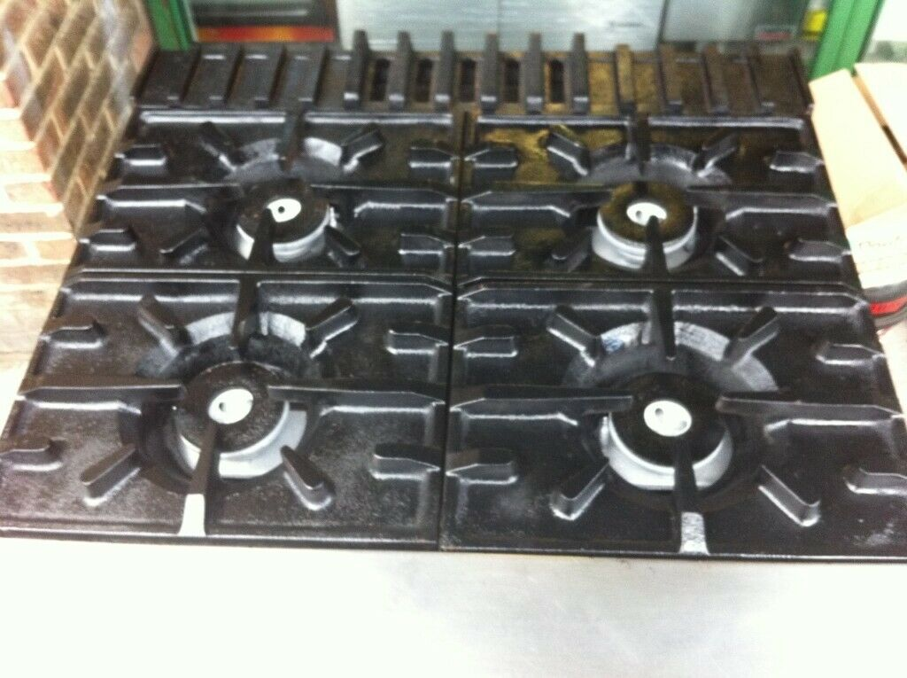 4 BURNER LARGE COOKER OVEN CATERING COMMERCIAL KITCHEN RESTAURANT SHOP KITCHEN