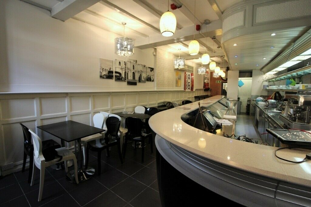 Most Prime Location Restaurant on main high street Woolwich –Viewing STRICTLY by appointment–