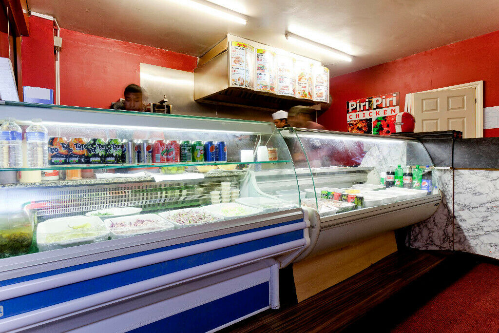 Amazing fully equipped restaurant / takeaway for rent in prime location A5 Shop lockup shop