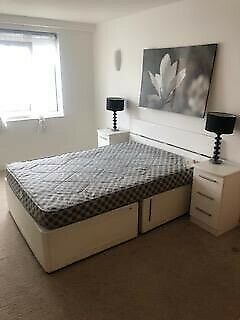 1 bed apartment in new Wembley Park complex complete with balcony and Fully furnished
