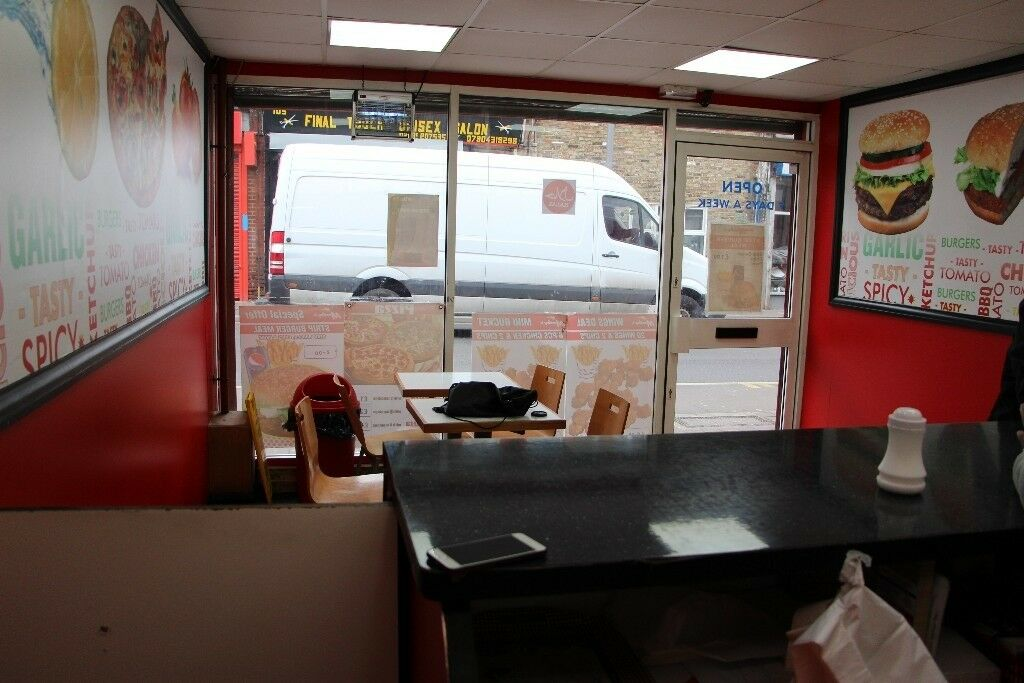 FREEHOLD SHOP FOR SALE / COMMERCIAL – WALTHAMSTOW E17 / RUNNING A3 BUSINESS