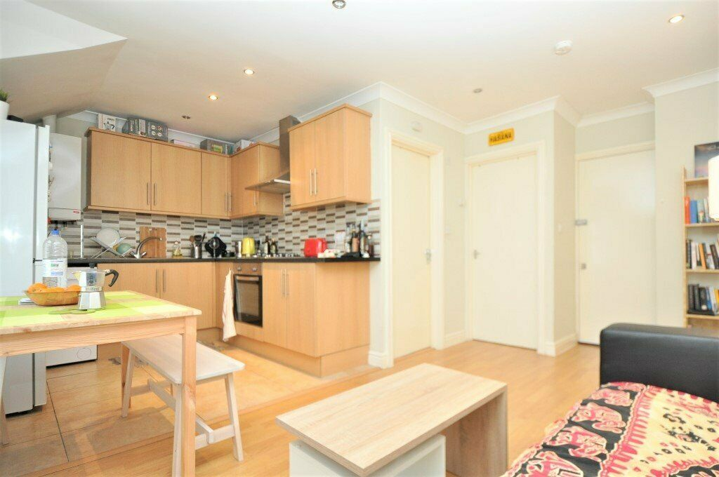 Spacious 1 Bed Flat On Hoe Street E17 Mins From Tube Bus Shopping Mall & Amenities