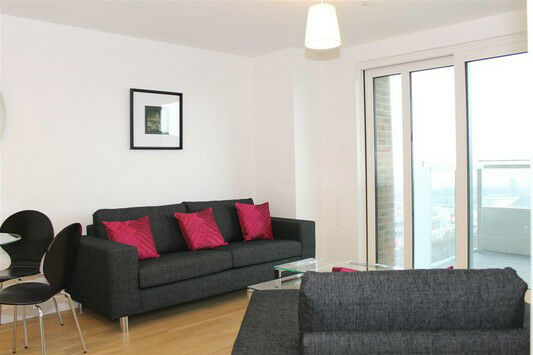 Luxury 2 BED 2 BATH MARNER POINT E3 BROMLEY BY BOW