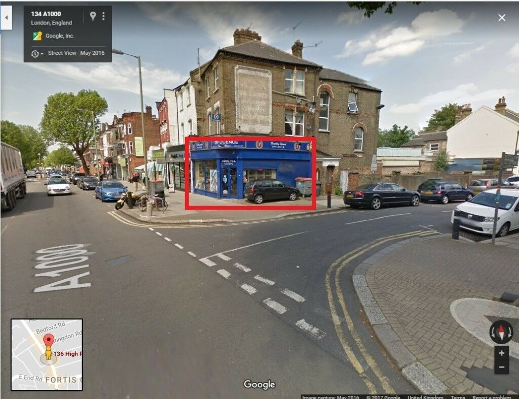 Shop Lease ! East Finchley High Road, N2 – Rent – £23,000 per annum PREMIUM £50,000!