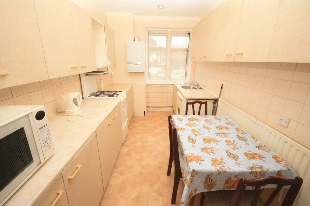A smart double located close to transport and shops, all bills included.